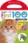 First 100 Animals: Scholastic Early Learners (Touch and Lift) - Book