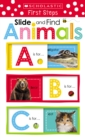 Animals ABC: Scholastic Early Learners (Slide and Find) - Book