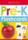 Write and Wipe Flashcards: Get Ready for Pre-K (Scholastic Early Learners) - Book