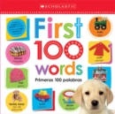 Scholastic Early Learners: Lift the Flap: First 100 Words / Primeras 100 Palabras (Bilingual) - Book