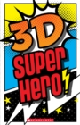 3D Superhero - Book