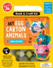 My Egg-Carton Animals - Book