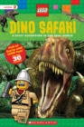 Dino Safari (LEGO Nonfiction) : A LEGO Adventure in the Real World - Book