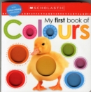 My First Book of Colours - Book