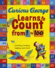 Curious George Learns to Count from 1 to 100 - Book