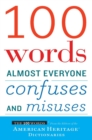 100 Words Almost Everyone Confuses and Misuses - eBook