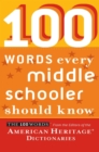 100 Words Every Middle Schooler Should Know - eBook