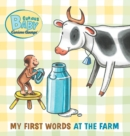 Curious Baby My First Words at the Farm - eBook