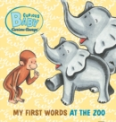 Curious Baby My First Words at the Zoo - eBook