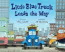 Little Blue Truck Leads the Way big book - Book