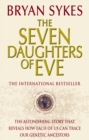 The Seven Daughters Of Eve - Book