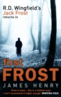 First Frost : DI Jack Frost series 1 - Book