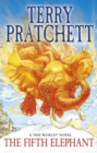 The Fifth Elephant : (Discworld Novel 24) - Book
