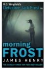 Morning Frost : DI Jack Frost series 3 - Book