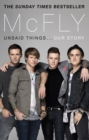 McFly - Unsaid Things...Our Story - Book