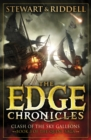 The Edge Chronicles 3: Clash of the Sky Galleons : Third Book of Quint - Book