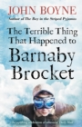 The Terrible Thing That Happened to Barnaby Brocket - Book