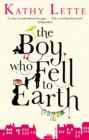 The Boy Who Fell To Earth - Book