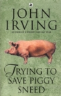 Trying To Save Piggy Sneed - Book