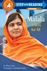 Malala A Hero For All Step into Reading Lvl 4 - Book