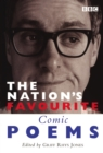 Nation's Favourite: Comic Poems - Book