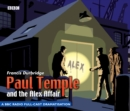 Paul Temple and the Alex Affair - Book