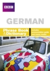BBC GERMAN PHRASEBOOK & DICTIONARY - Book