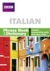 BBC ITALIAN PHRASE BOOK & DICTIONARY - Book