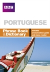 BBC PORTUGUESE PHRASE BOOK & DICTIONARY - Book