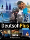 DEUTSCH PLUS 1 (NEW EDITION) CD's 1-4 - Book