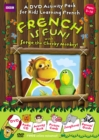 FRENCH IS FUN WITH SERGE, THE CHEEKY MONKEY! - Book