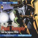 Paul Temple and the Spencer Affair - Book