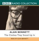 The Clothes They Stood Up in - Book