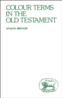 Colour Terms in the Old Testament - eBook