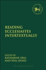 Reading Ecclesiastes Intertextually - eBook