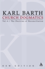 Church Dogmatics : Volume 4 - The Doctrine of Reconciliation Part 1 - The Subject-Matter and Problems of the Doctrine o - eBook