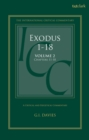 Exodus 1-18: A Critical and Exegetical Commentary : Volume 2: Chapters 11-18 - eBook