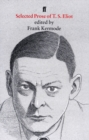 Selected Prose of T. S. Eliot - Book