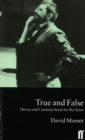 True and False - Book
