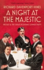 A Night at the Majestic - Book