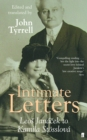 Intimate Letters - Book