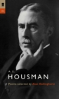 A. E. Housman - Book