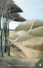 Selected Poems of Edward Thomas - Book