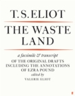 The Waste Land Facsimile - Book