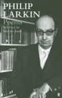 Philip Larkin Poems : Selected by Martin Amis - Book