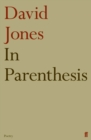 In Parenthesis - Book