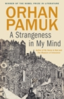 A Strangeness in My Mind - eBook