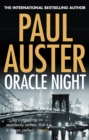 Oracle Night - Book