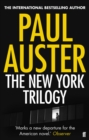 The New York Trilogy - Book