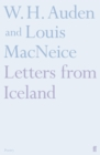 Letters from Iceland - Book